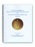 The Q & A Handbook on Dentistry cover