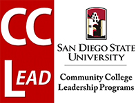 SDSU Communit College Leadership Programs logo
